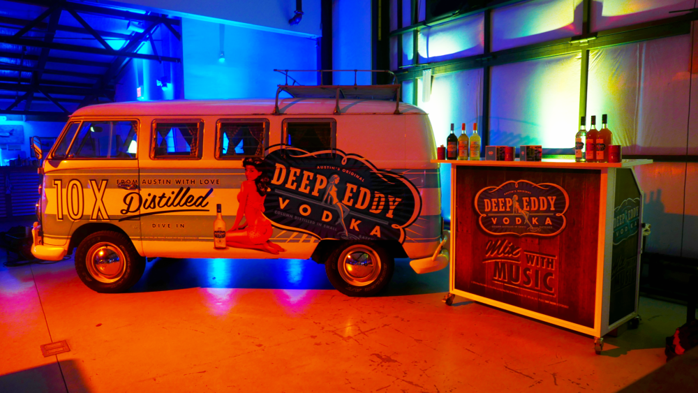 Deep Eddy at BevNET Live Afterparty