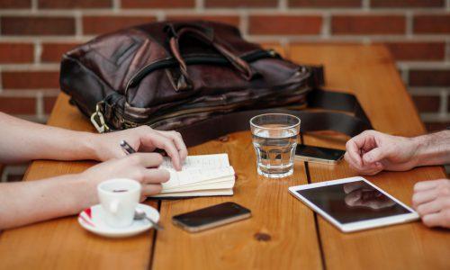 Coffee Break Interview