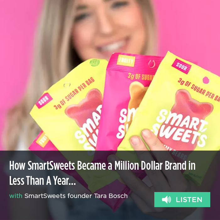 Smartsweets Founder