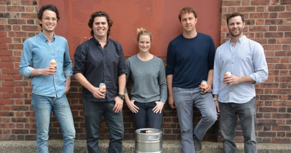 RISE Brewing Co. Team