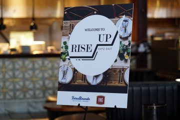 Rise Up Sign
