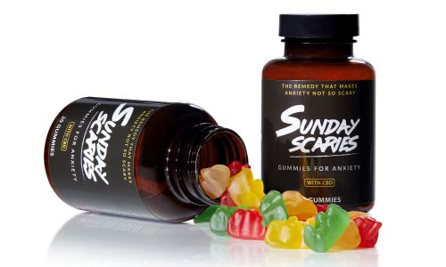Sunday Scaries Gummies