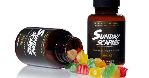 Sunday Scaries Gummies