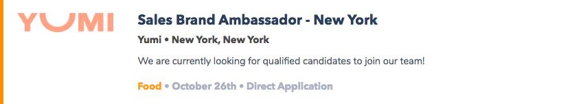 New York Entry-Level Jobs