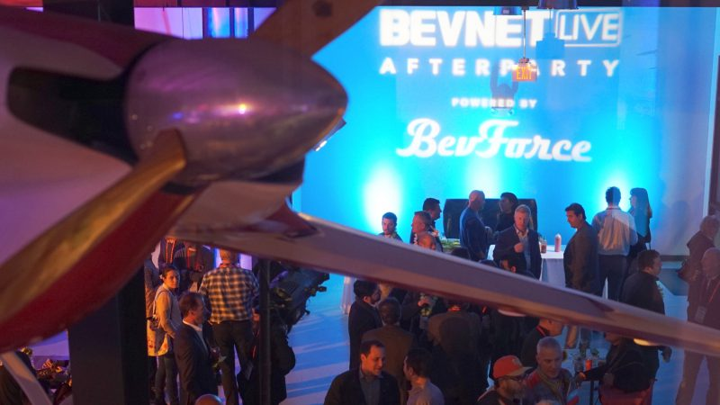 BevNET Live ForceBrands Afterparty