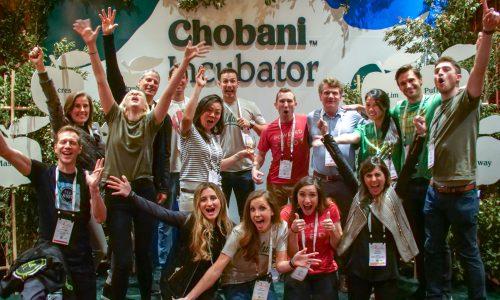 Chobani Incubator Team