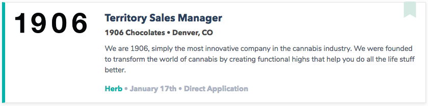 Best Cannabis Jobs HerbForce