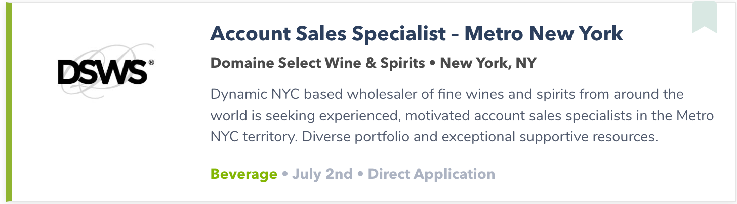 Best Wine Jobs