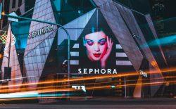 AI beauty brands