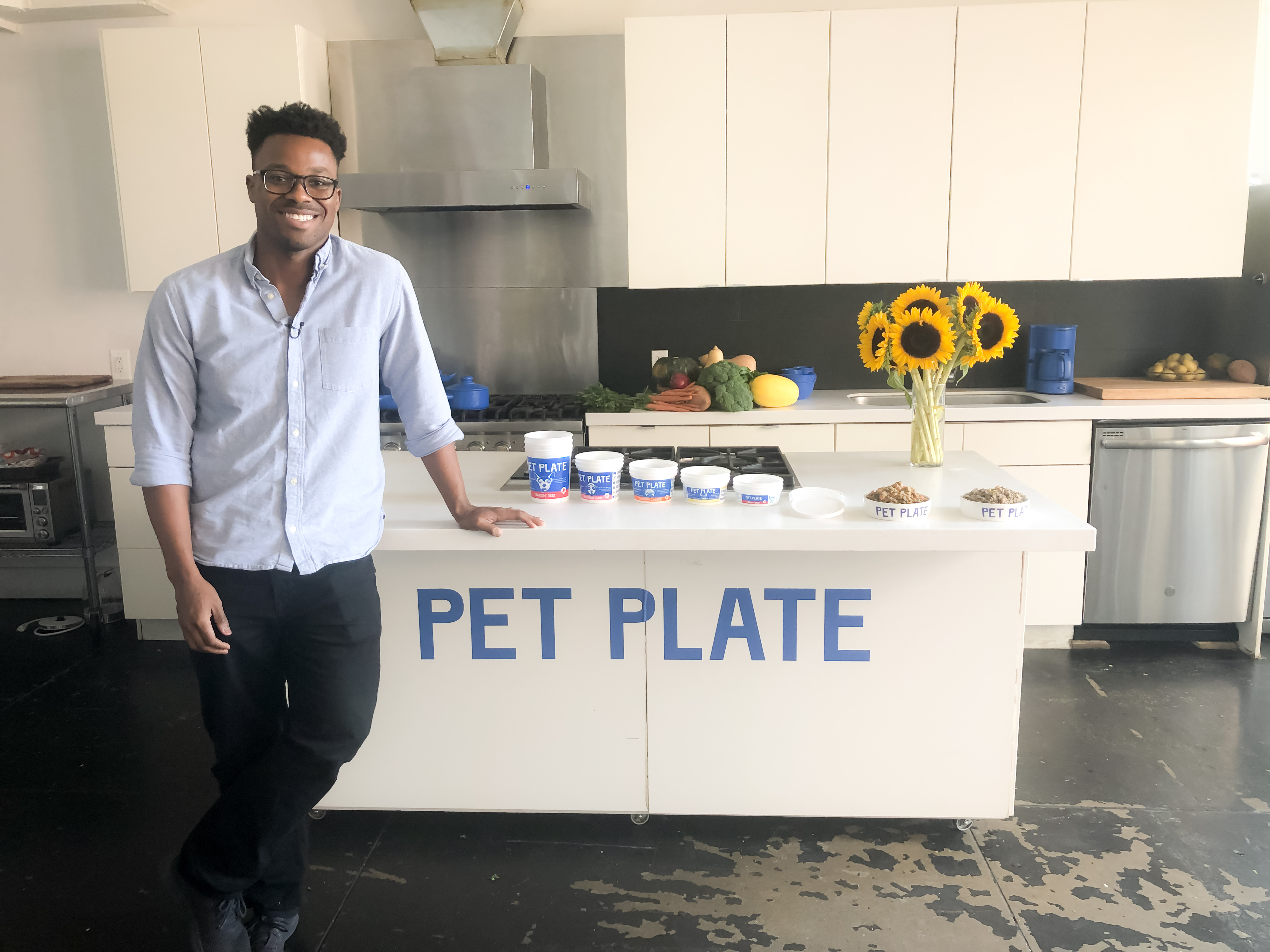 Pet Plate Founder