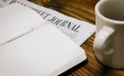 notebook newsletter