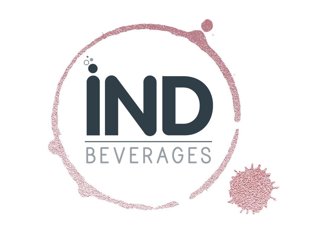 IND Beverages logo