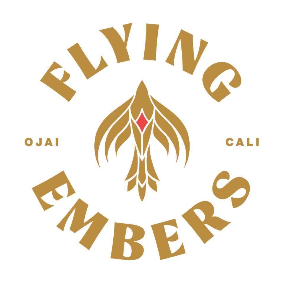 FLYING EMBERS logo