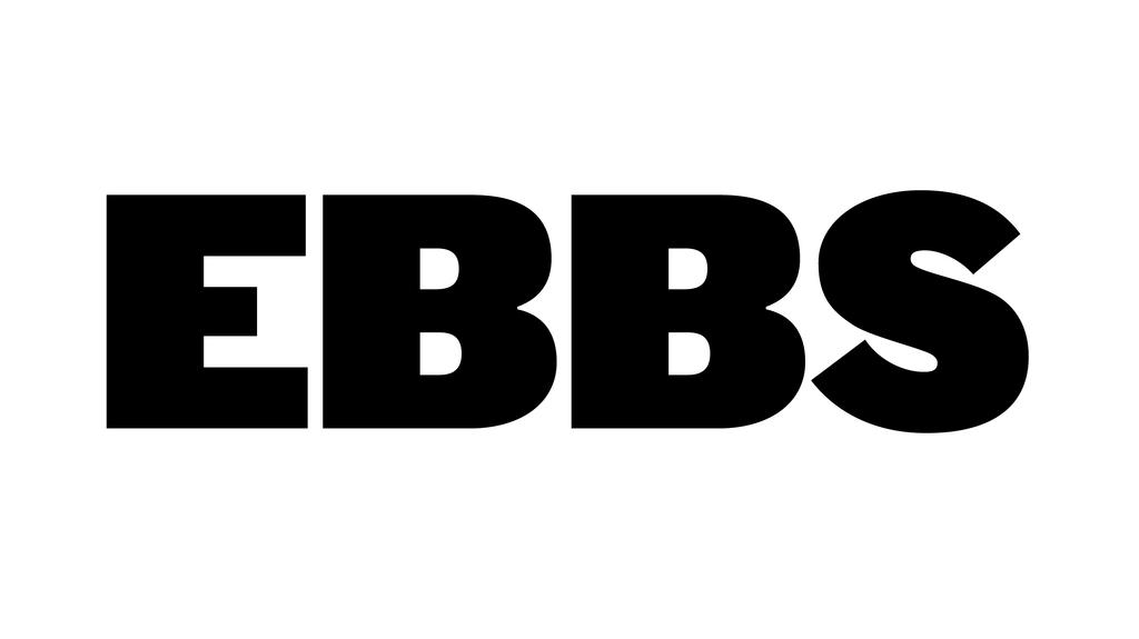 EBBS Brewing Co. logo