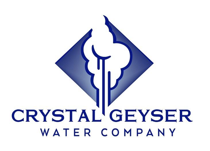 Crystal Geyser Water Company logo