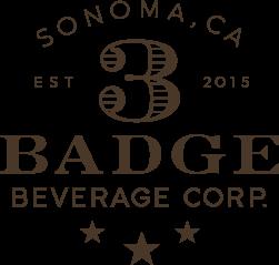 3 Badge Beverage Corporation logo
