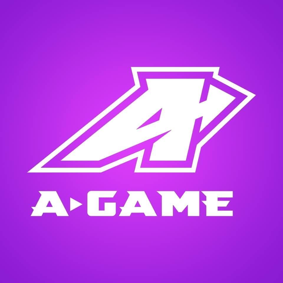 A-Game Beverages logo