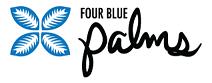 Four Blue Palms LLC logo