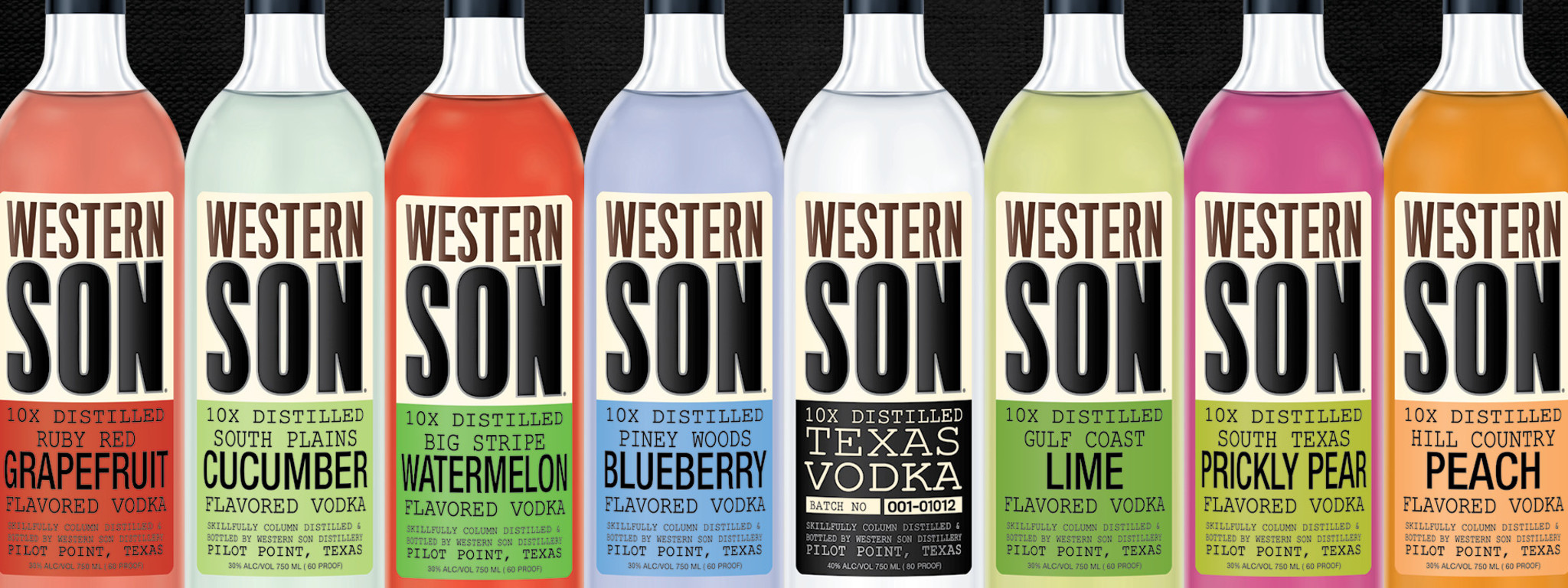 Cover fill western son banner