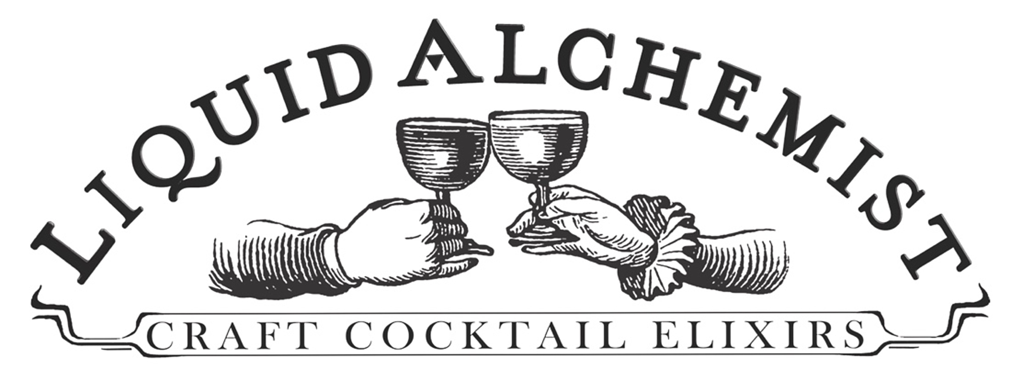 Cover fill liquid alchemist logo