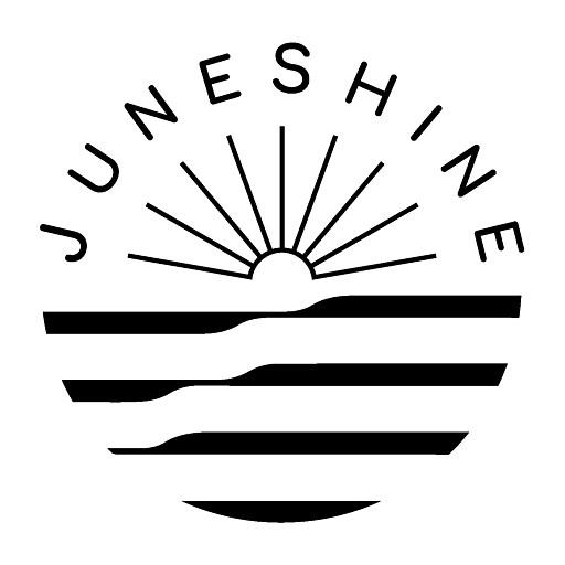 Square juneshine logo