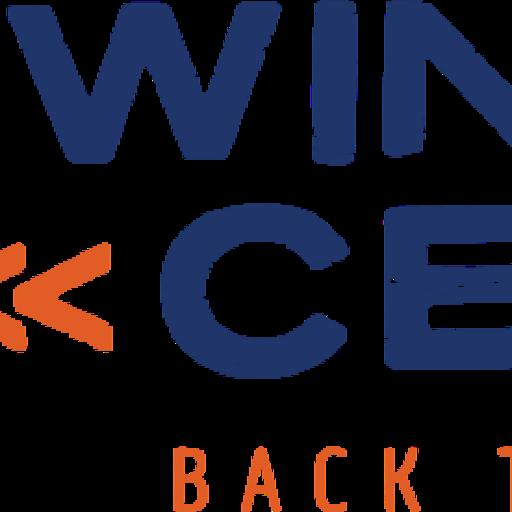 Square rewind cbd logo