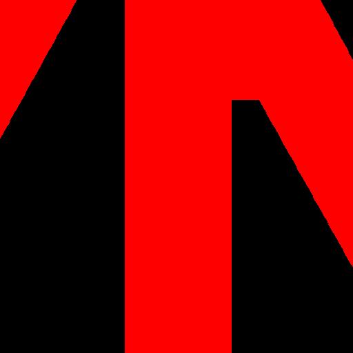 Square hvmn red logo large