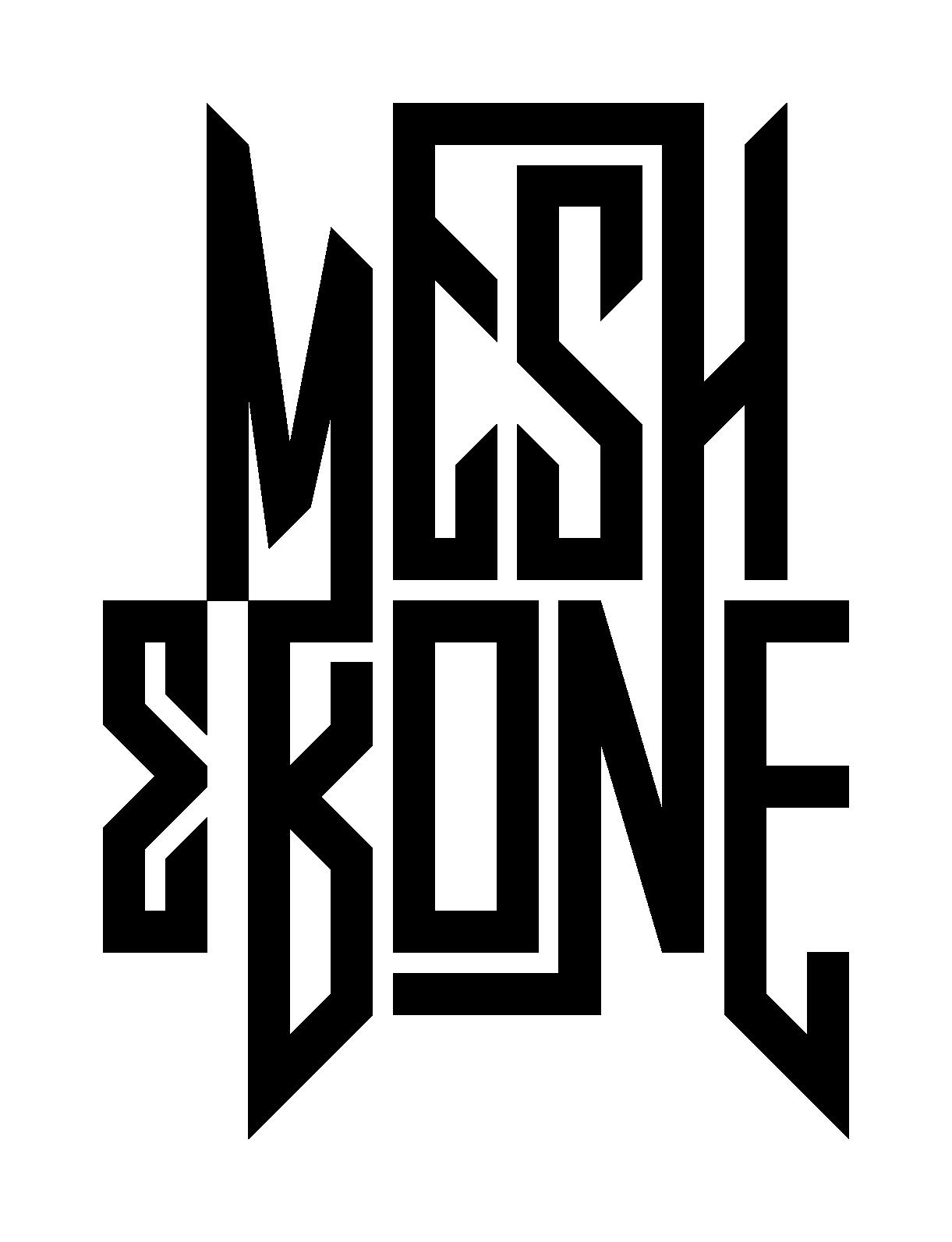 M b logo black 01