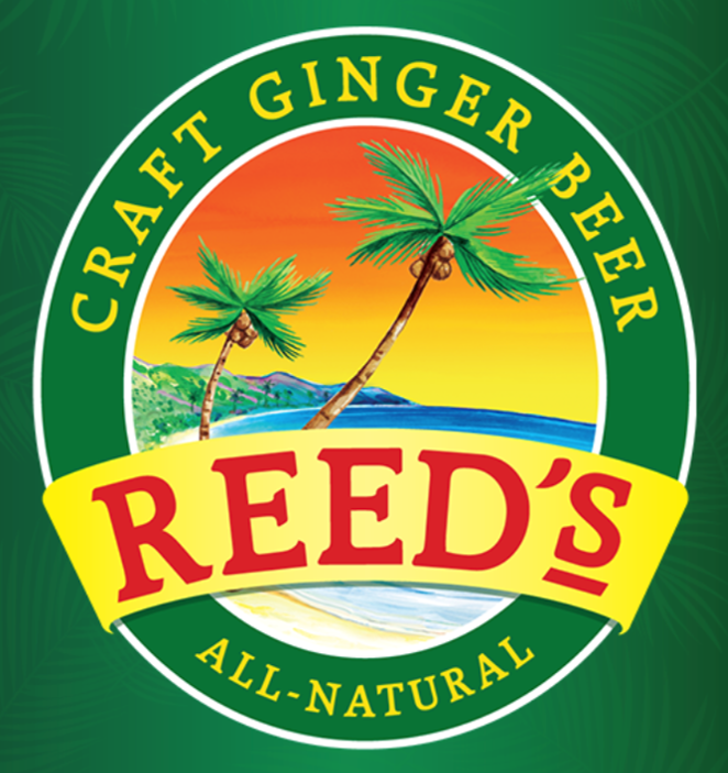 Reed s craft ginger beer brand mark for web