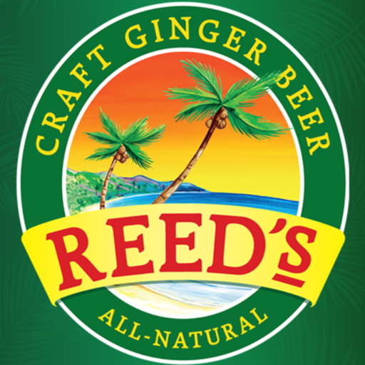 Square reed s craft ginger beer brand mark for web