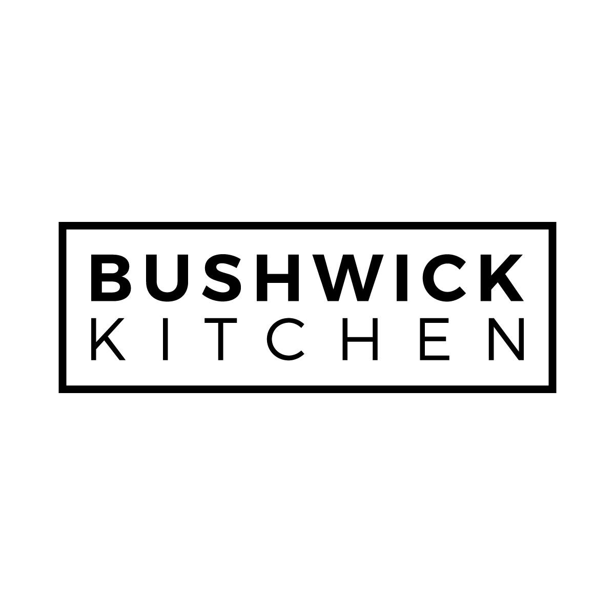 Bushwick kitchen icon white