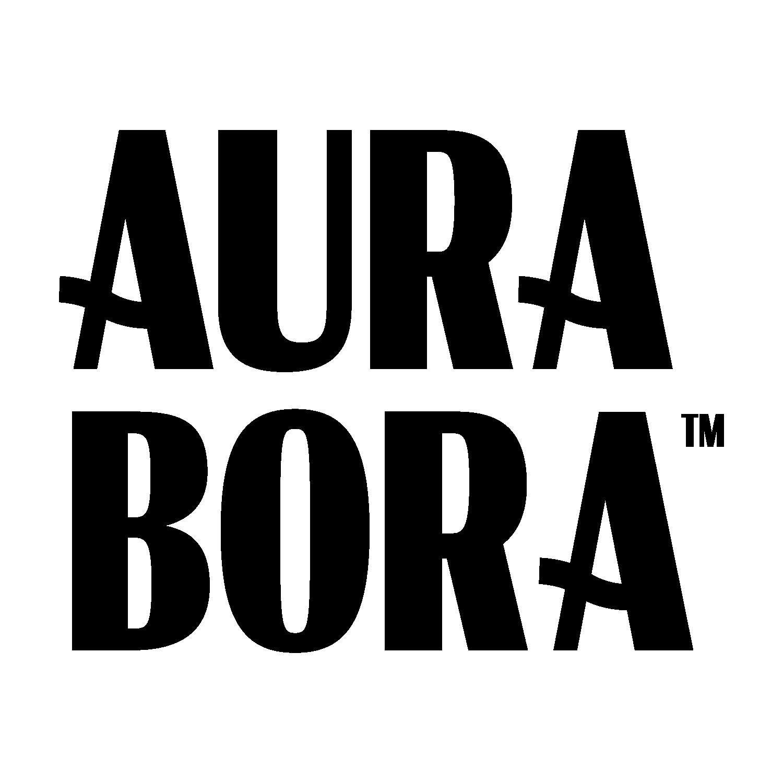 092319 1.0 aura bora final logo kit bw
